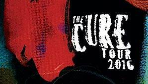 3 tickets The Cure in Sydney Olympic Park - 25/7/2016 Enfield Burwood Area Preview