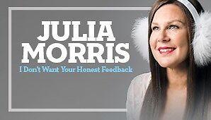 2 x front row tickets to Julia Morris - 12 Sep, Perth Perth CBD Perth City Preview