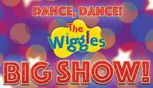 The Wiggles 5 December 2016 concert, 4x tickets for sale. Griffith South Canberra Preview