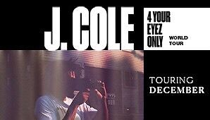 x2 HARDCOPY J COLE Section 1 (or aka 10) Row C Seats 144-145 Melbourne CBD Melbourne City Preview