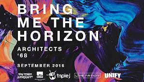 Bring Me The Horizon Tickets - Sydney The Rocks Inner Sydney Preview