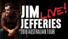 WANTED: 1 x Jim Jefferies ticket - Canberra Gungahlin Area Preview
