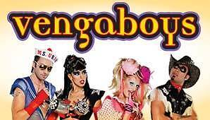 4 Vengaboys General Admission HARDCOPY Tickets - COST PRICE Sydney City Inner Sydney Preview
