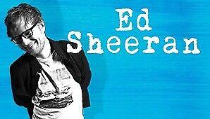 Ed Sheeran tickets 10th of March Etihad stadium Melbourne .