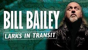 Bill Bailey 5th December tickets x3 Wallsend Newcastle Area Preview