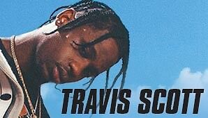 2 x Travis Scott Metro Theatre Tickets, Wednesday 28th September Sydney City Inner Sydney Preview