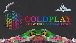 1 x Coldplay ticket for sale. Dec 13th. $102 Lane Cove North Lane Cove Area Preview