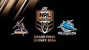 NRL Grand Final Tickets x 4 - Gold Cromer Manly Area Preview