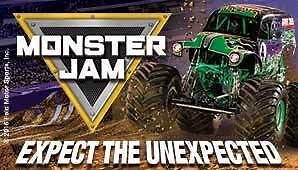 Monster Jam 2016 Sydney 2 x Adult and 1 X Child VIP Tickets Coogee Eastern Suburbs Preview