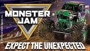 WANT TO BUY MONSTER JAM TICKETS Killarney Vale Wyong Area Preview