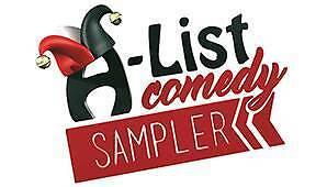 Comedy Festival tickets x2 - A-List Sampler Cheltenham Kingston Area Preview