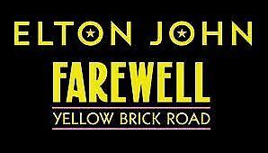 2 x GA Elton John tickets Dec 5th