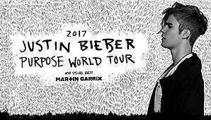 2 x Justin bieber C reserve!! Horningsea Park Liverpool Area Preview