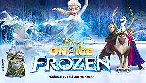 Disney on ice- Frozen Narangba Caboolture Area Preview