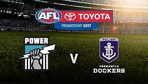 Port Adelaide vs Fremantle Craigmore Playford Area Preview