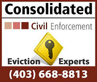 Problem Tenants?     We Can Help! Calgary's Eviction Specialists