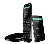 LOGITECH HARMONY SMART HOME CONTROL ONLY $250
