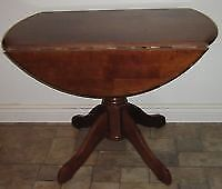 Drop Leaf Table PROJECT