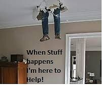 Drywall- Water Damage,Patching,Taping/Mudding Barrie & area