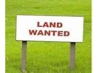 WANTED - Plot of land for Property Development