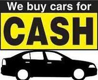 WE BUY ALL KINDS SCRAP&USED CARS FOR TOP$200-2500(647) 527-3695