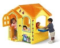 DORA OUTDOOR PLAYHOUSE ( only used indoors)