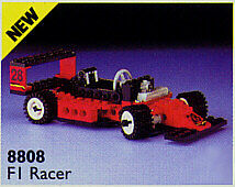 LEGO Technic Race Cars & Other Sets