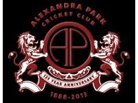 Alexandra Park Cricket Club - In need of umpires for Saturday Cricket