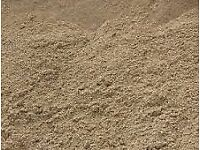 Cattle bed Sand