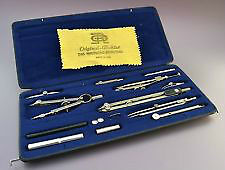 ORIGINAL RICHTER K9B H DRAFTING SET