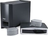 The Bose 321 Series I Home Theatre System