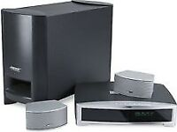 The Bose 321 Home Theatre System