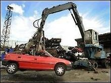 WE BUY DAMAGED AND UNWANTED SCRAP CARS VANS UTES Seven Hills Blacktown Area Preview