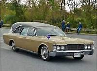 ****HEARSE WANTED****DEAD OR ALIVE****