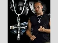 Fast Furious Chain with Pendant just like Vin Diesel