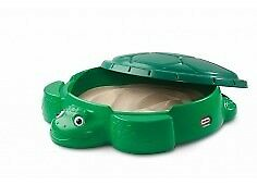 Little Tikes Turtle sand pit And Little Tikes water table both NEW
