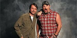 Jeff Foxworthy & Larry The Cable Guy