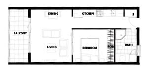 Homebush Brand New Off the Plan Studio from $455,000 Homebush Strathfield Area Preview