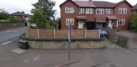 2 Front Beds in Chorlton to RENT
