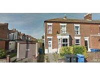 Newly renovated spacious 4 bedroom end terrace house, Churchill Road to let