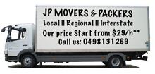 Jp movers & packers (Sydney & Interstate) Auburn Auburn Area Preview