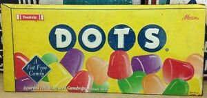Dots by Tootsie Roll- Embossed Wall Art Tin Sign Sarnia Sarnia Area image 1