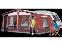 DOREMA CARAVAN AWNING FOR SALE