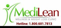WEIGHT LOSS & WELLNESS CONSULTANT-WE'LL TRAIN