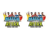 Match Attax 2016/17 premier league swaps