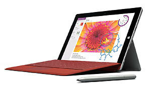 Microsoft Surface Pro 3 i5 2.9GHz 8GB RAM 256GB SSD Touch