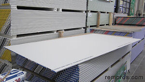 Delivery of one 4x8 sheet drywall