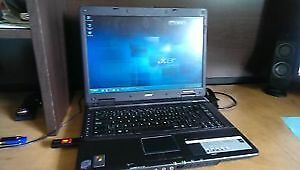 Acer 5720-Win7 Pro/MS Office 2010/ New AC/ Battery