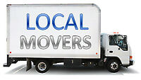 MOVERS AND PAC. AVAILABLE LAST MINUTE SHORT NOTICE(647)-785-7423