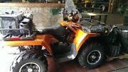 Polaris Sportsman 800 ATV